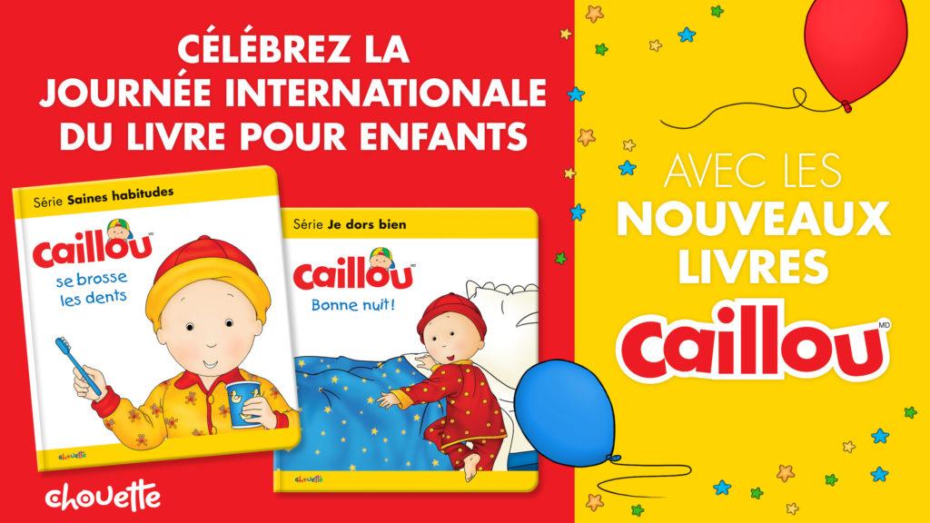 Celebrez La Journee Internationale Du Livre Pour Enfants